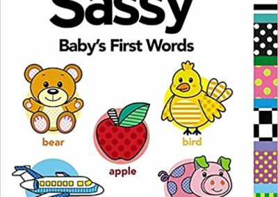 Sassy: Baby's First Words