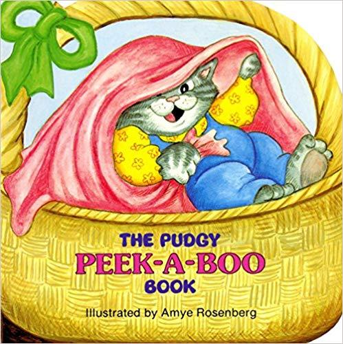 Pudgy Peek a Boo