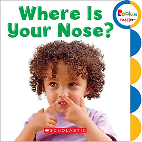Where is Your Nose?